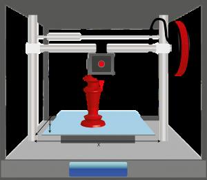 כמה עולה חומר גלם למדפסת תלת מימד?