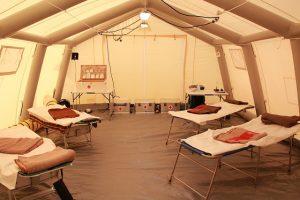 אוהלים לאחסנה
